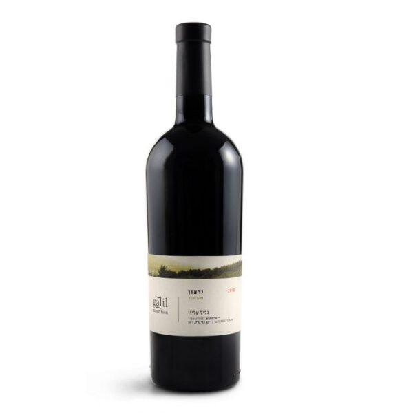 יין אדום יראון 2016