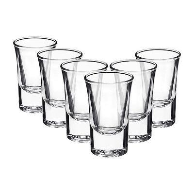סט 6 כוסות צ'ייסר