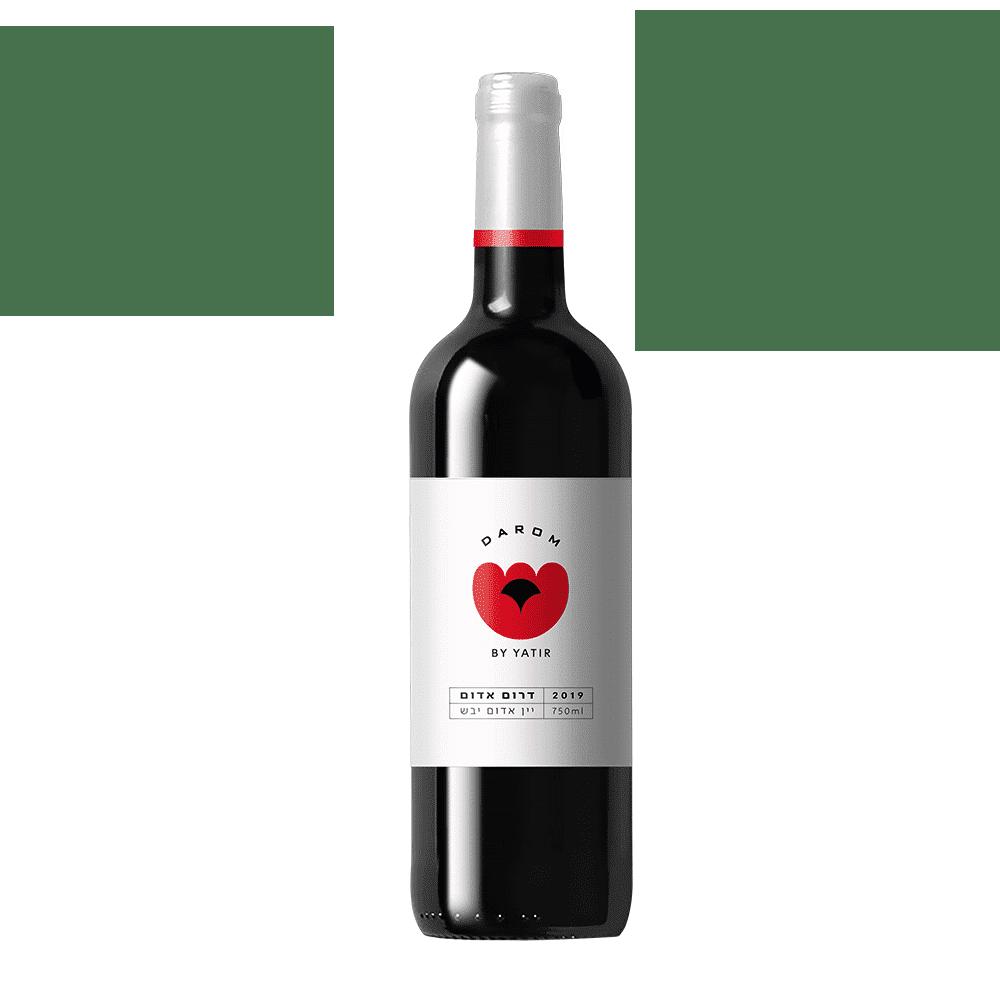 יין יתיר דרום אדום